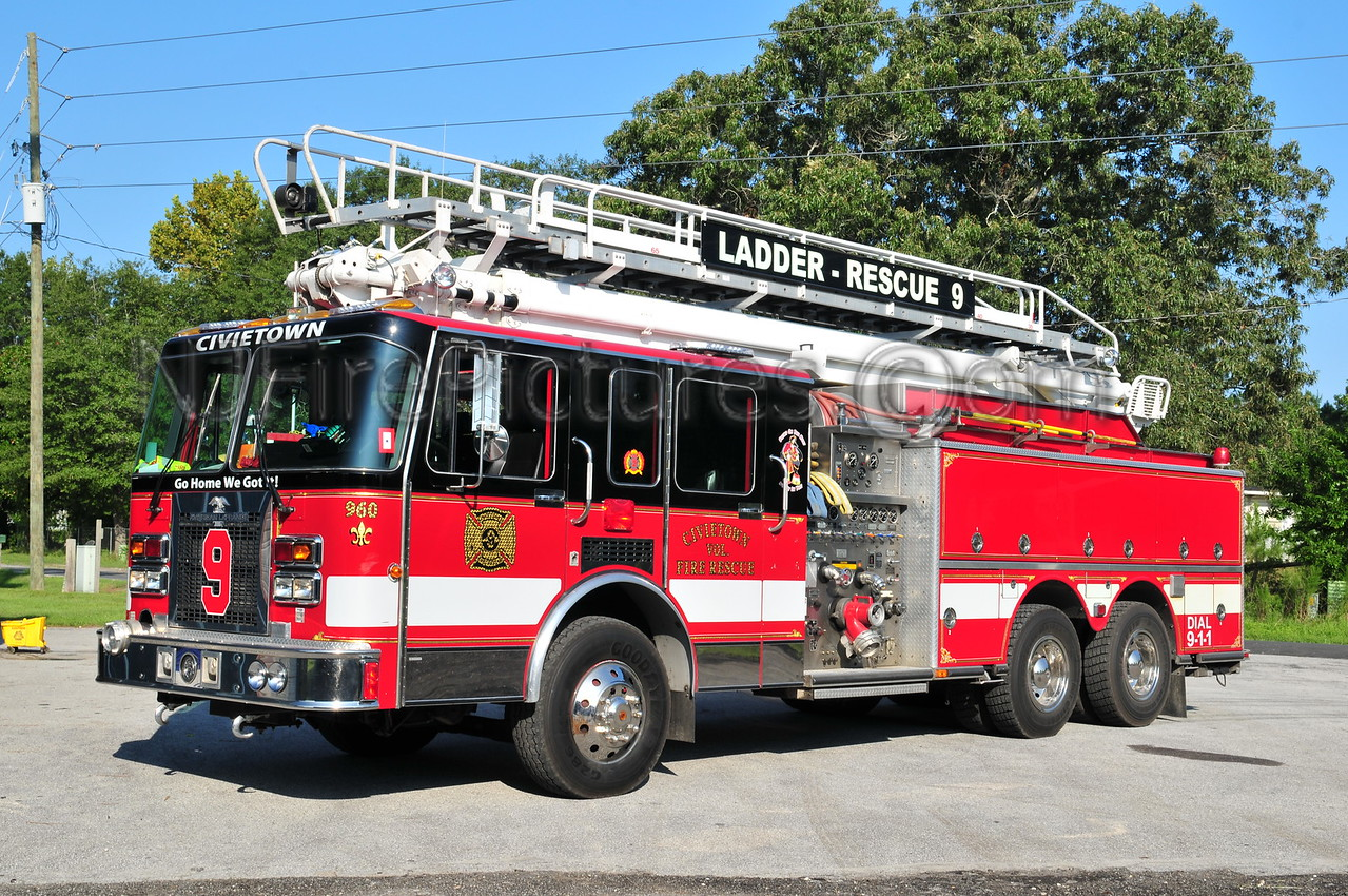 CIVIETOWN, NC LADDER 9