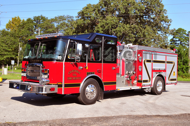 CIVIETOWN, NC ENGINE 71