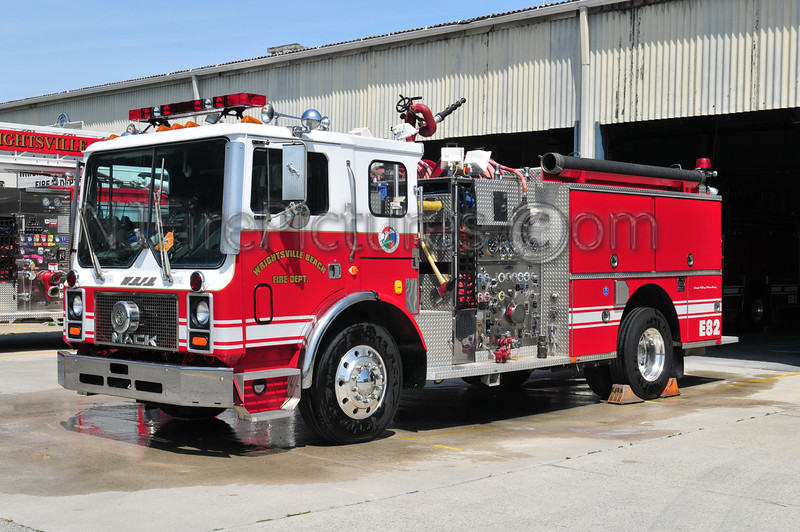 WRIGHTSVILLE BEACH, NC ENGINE 82
