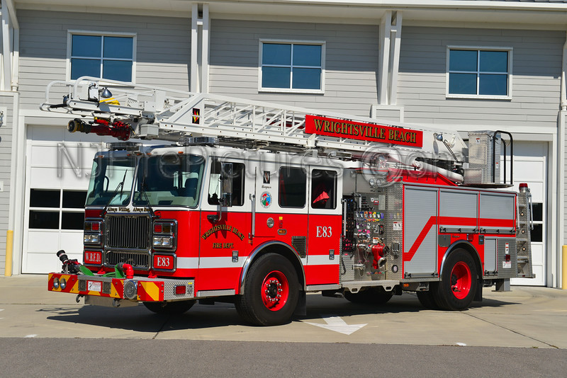 WRIGHTSVILLE BEACH, NC ENGINE 83