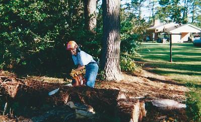 North Carolina 2003 Hurricane