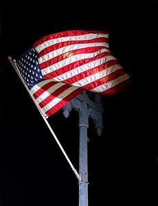 United States Flag Landis,NC
