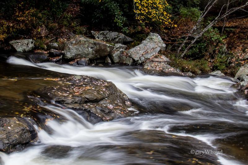 Linville Cascades