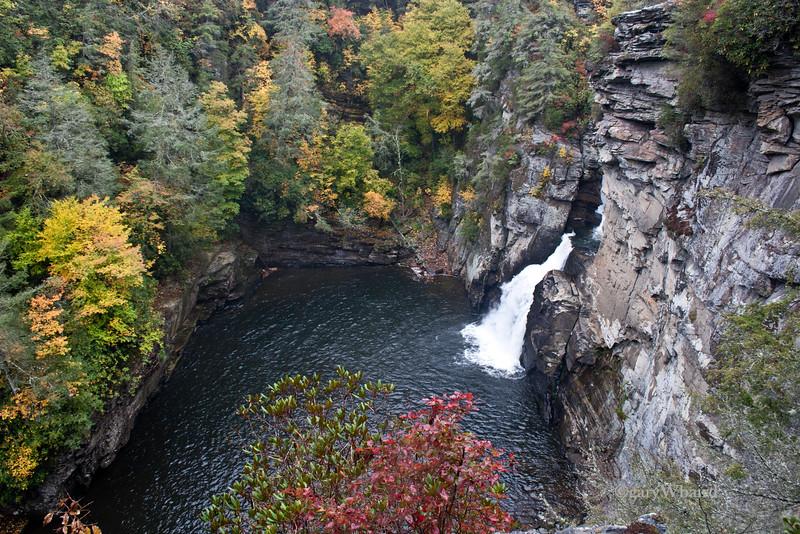 Linville Gorge Falls