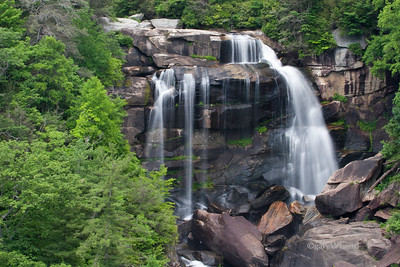 Upper White Water Falls