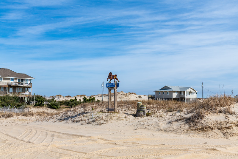 Shackelford Banks North Carolina