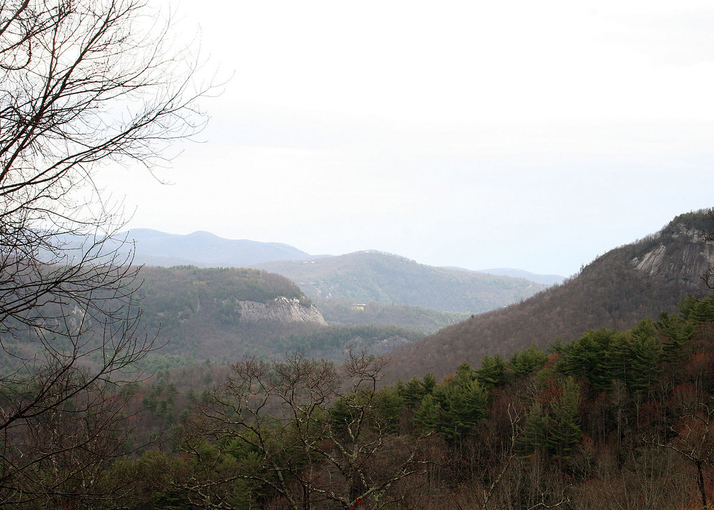 Just over Jackson County line in Highlands, NC.
