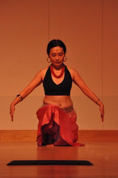8-11-2012 4 Dance Showcase with Mohamed Shahin