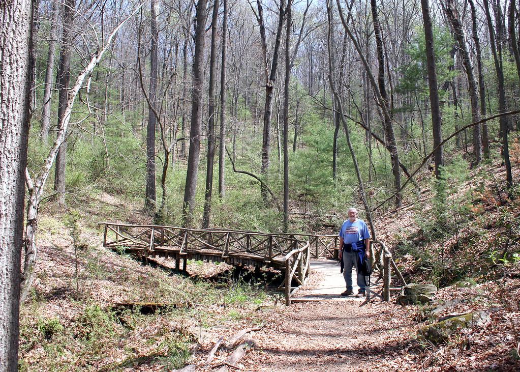 Mike Biltmore Woodland Trail