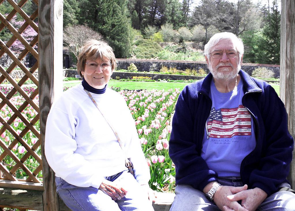 Susan and Mike at Biltmore