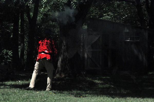 9-2-2012 Historic Latta Plantation-Battle of McIntyre Farm reenactment