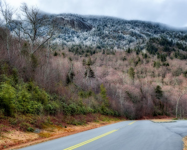 Grandfather Mountain Ice
