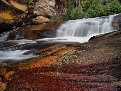 Living Waters Ministry - Bird Rock Falls