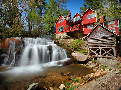 Living Waters Minstry - Mill Shoals