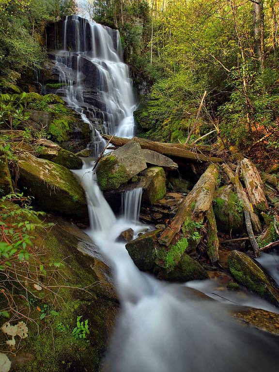 Eastatoe Falls - 1