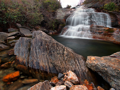Graveyard Fields - 2nd Falls