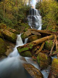 Eastatoe Falls - 2