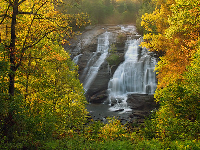 DuPont State Forest - High Falls - 2