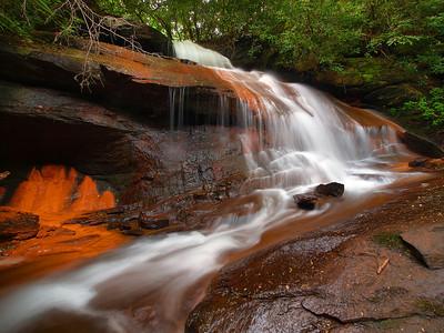 Baston Creek Upper Falls - 1