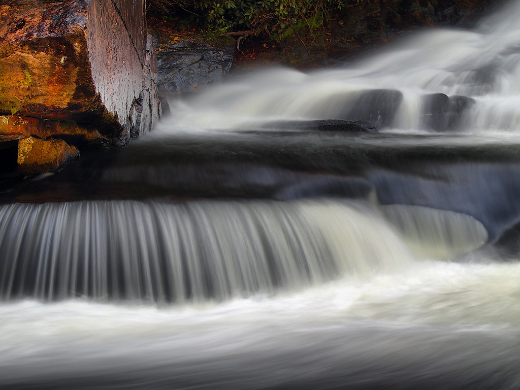 Triple Falls - Dupont State Forest- 2