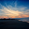 Sunrise after a rainy Day: Emerald Isle in July 2013