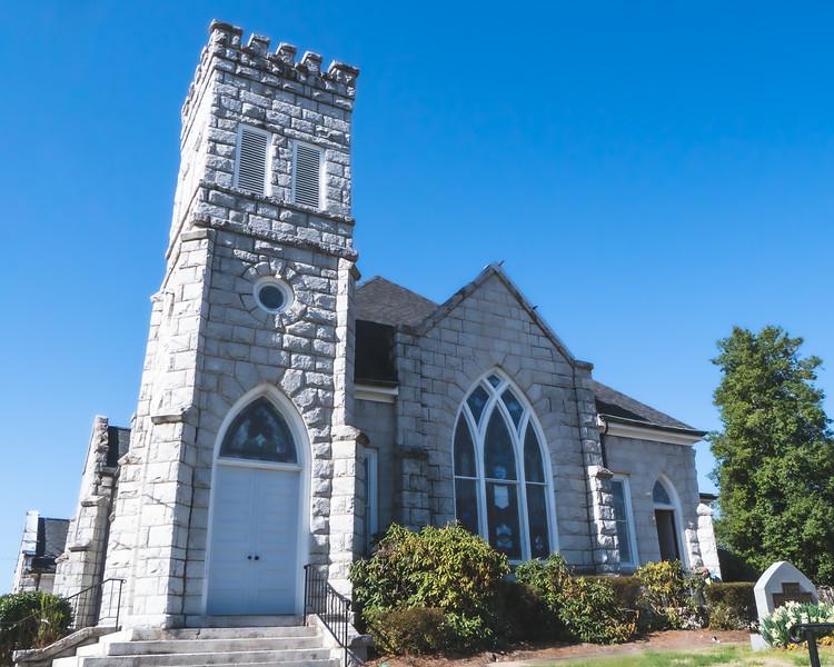 First Presbyterian Church in Mount Airy North Carolina