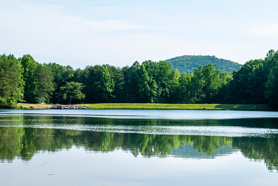 at Crowders Mountain State Park