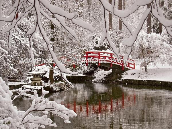 Japanese Gardens, Sarah P. Duke Gardens, Durham, NC