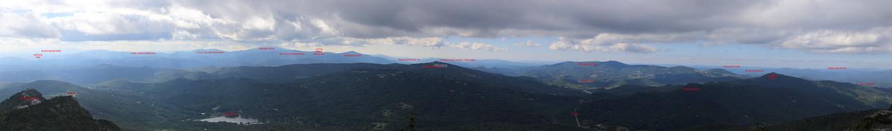 From McRae Peak