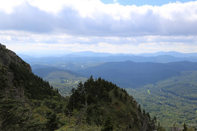 Grandfather Mountain, Sep 2013