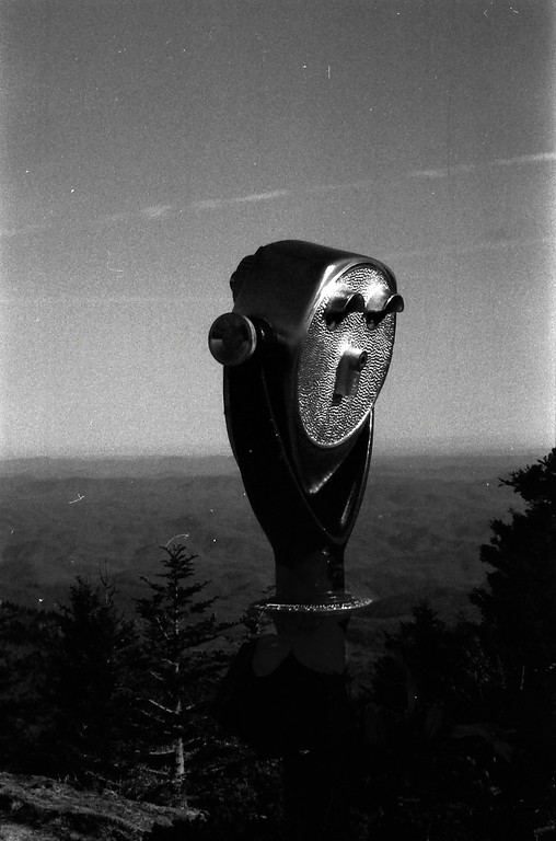 Grandfather Mountain through the Years in Black and White