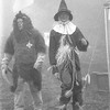 11 Foggy Scarecrow and Cowardly Lion