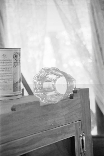 15 Fallen Glass in Dorothy's house