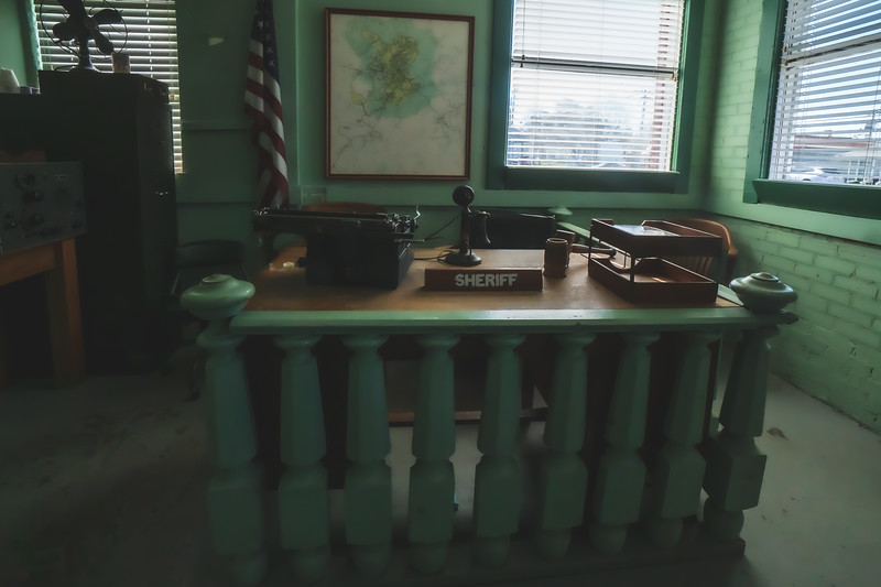 Mayberry Jail Replica in Mount Airy North Carolina