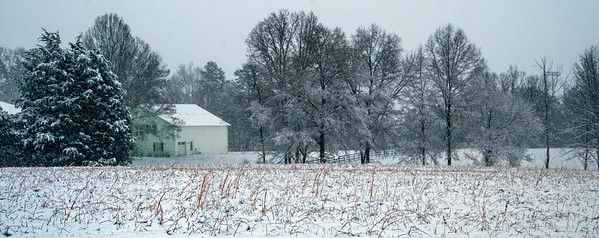 North Carolina Snowstorm