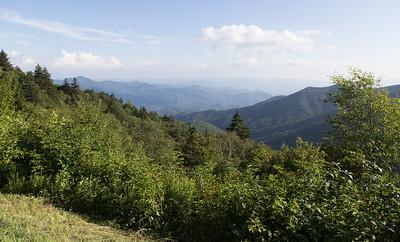 Western North Carolina, July 2015