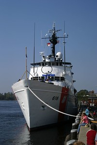 "US Coast Guard Cutter ""Diligence"""