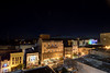 A view of Front Street, the main street through the historic downtown district, from a nearby parking garage in Wilmington, NC on Sunday, July 13, 2014. Copyright 2014 Jason Barnette