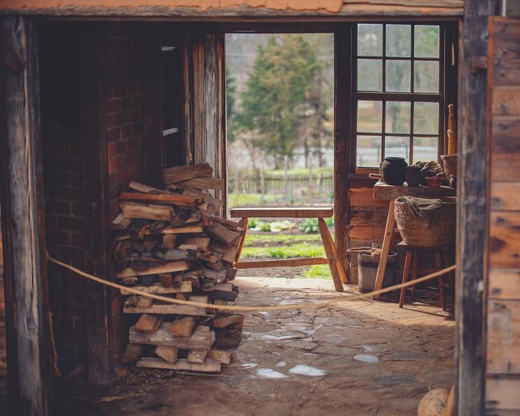 Old Salem Shed