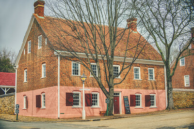 Old Salem Music School