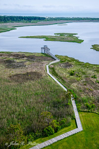 Bodie Island Lighthouse view