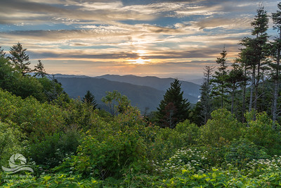 Great Smoky Sunset