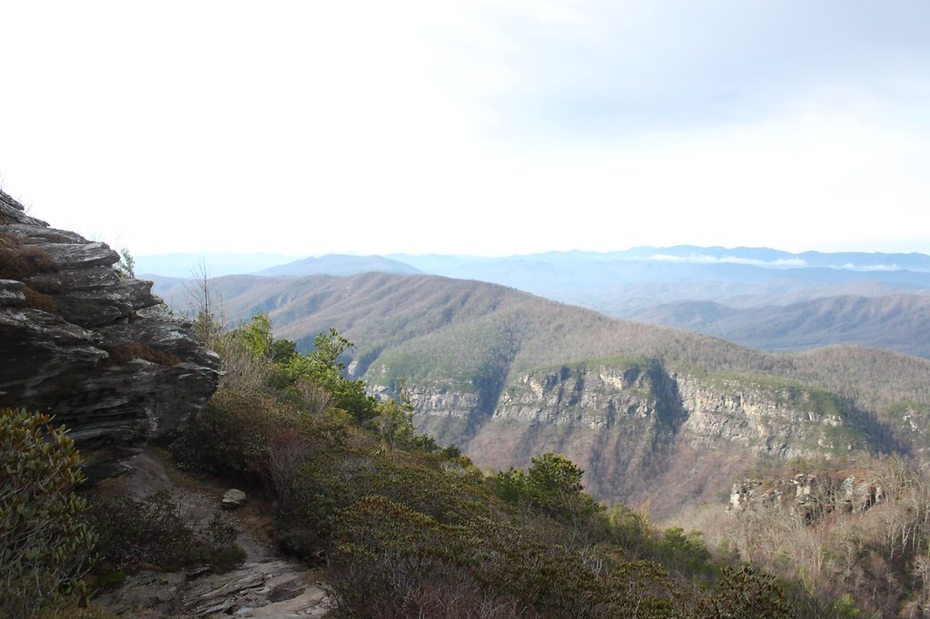 Linville Gorge North Carolina