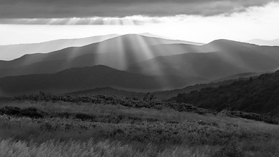 ROAN MT SUNRISE