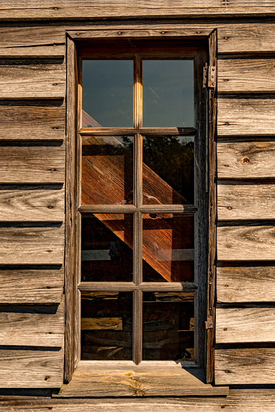 Yates Mill Window