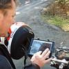 Dick - Checking the map via saddle-light . . . . .
