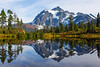 Mt Shuksan from Picture Lake 24
