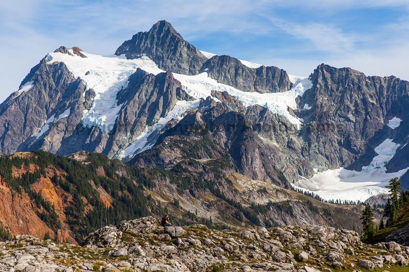 Mt Baker Kulshan Ridge 29