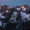 North Cascades From High Camp