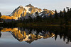 Mt Shuksan from Picture Lake 33